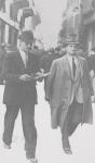Giuseppe Terragni e Luigi Zuccoli